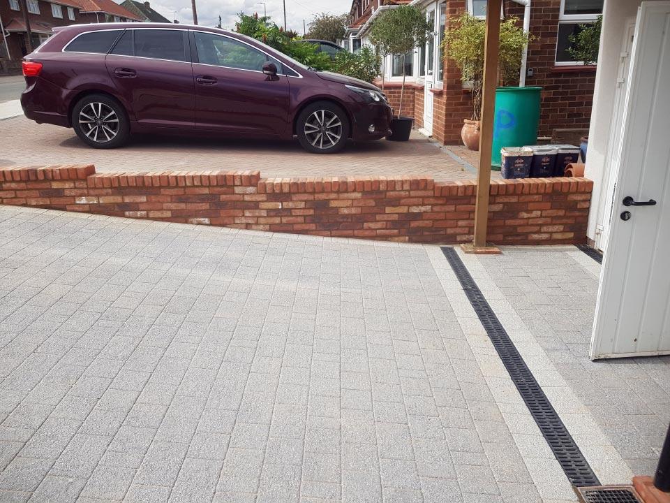 Essex Brickwork Walls