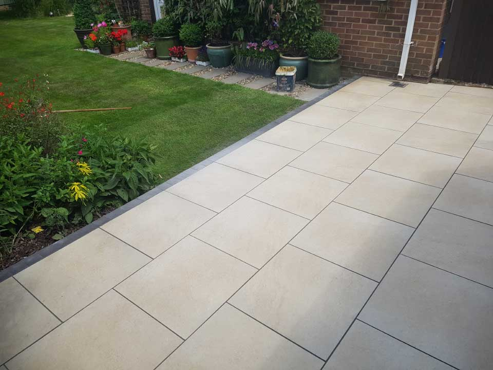 Essex Patio Landscaping
