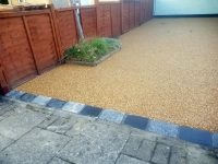 Resin Bound Driveway Project - After